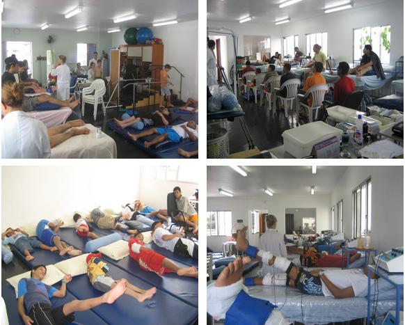 Reabilitação e Fisioterapia para pessoas com hemofilia